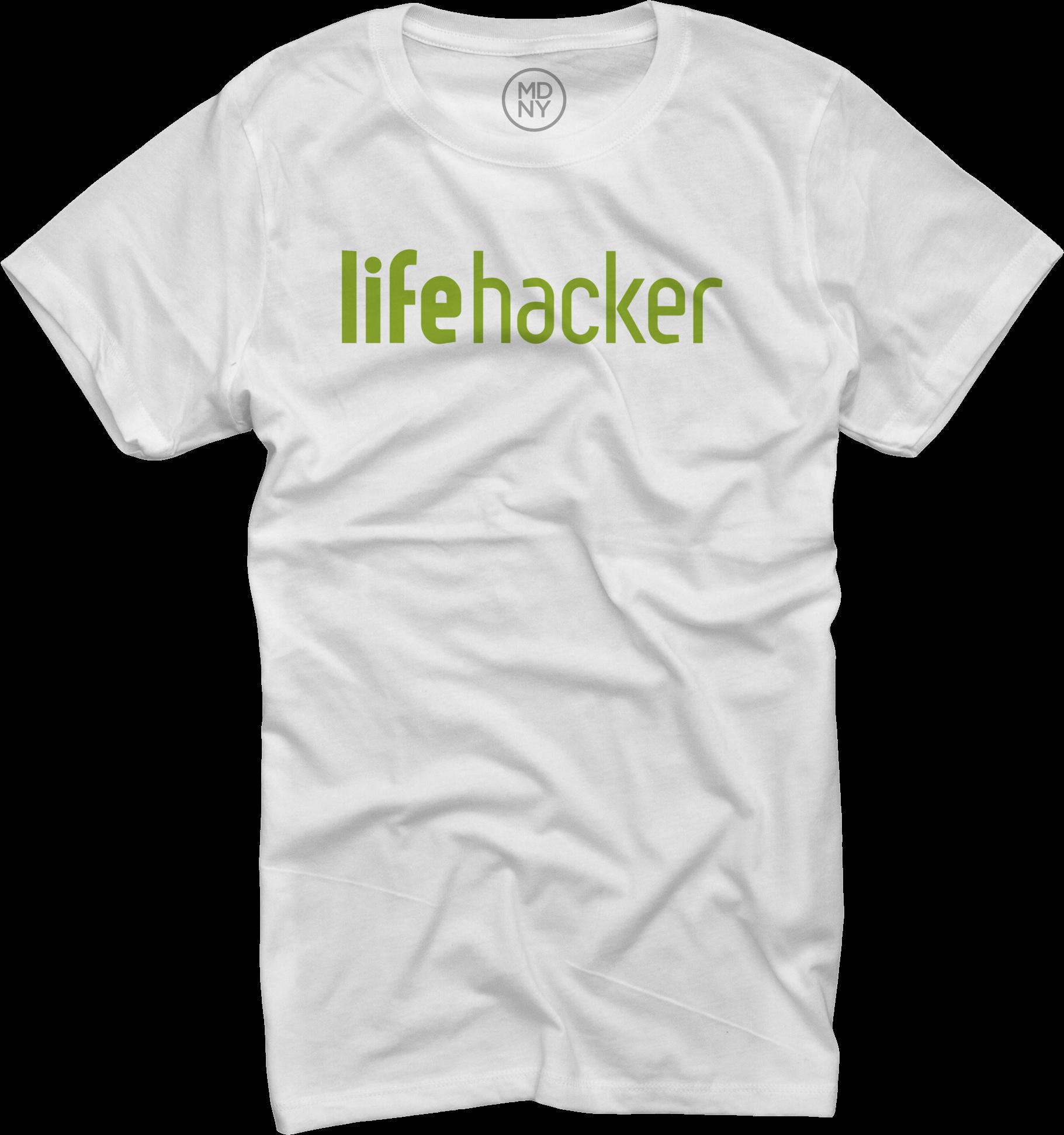 Lifehacker Women's White T-Shirt