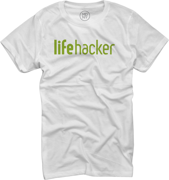 Lifehacker Women's White T-Shirt