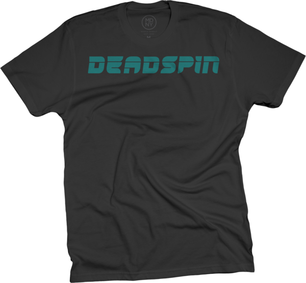 Deadspin on Black T-Shirt