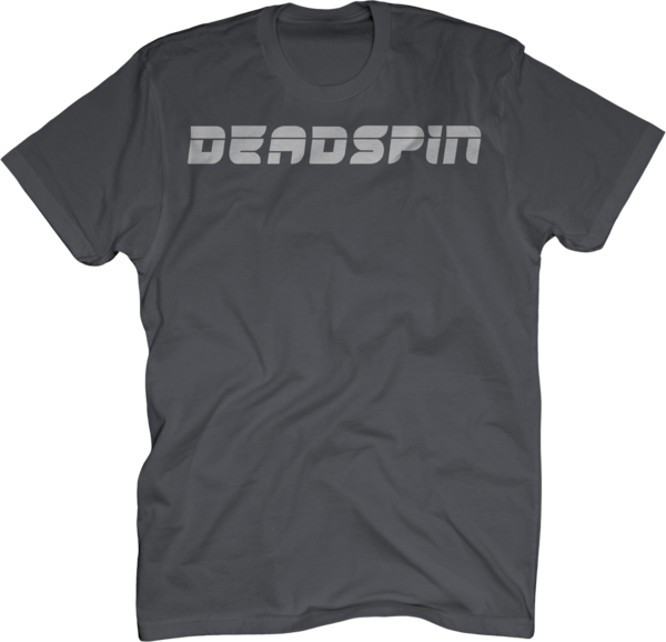 Deadspin on Charcoal T-Shirt