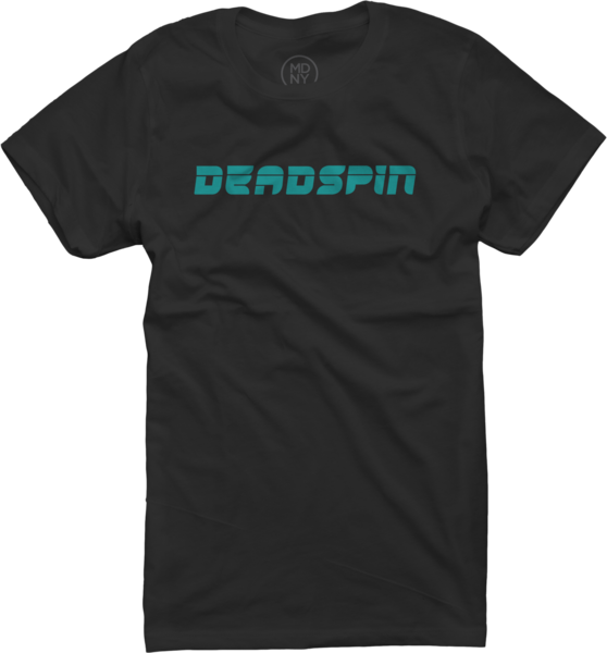 Deadspin on Women's Black T-Shirt