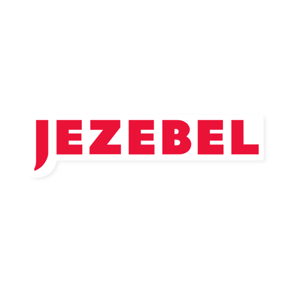 Jezebel Die-Cut Sticker