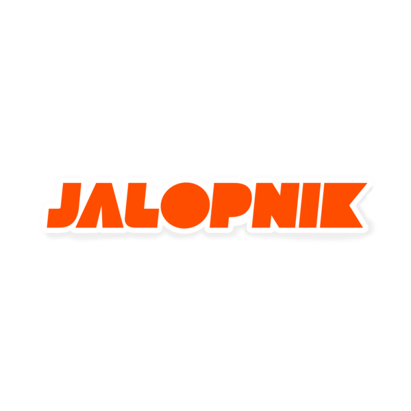 Jalopnik Die-Cut Sticker