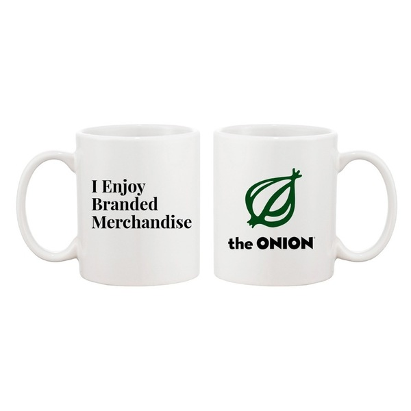 I Enjoy Branded Merchandise Coffee Mug