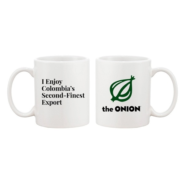 Colombia's Second Finest Coffee Mug
