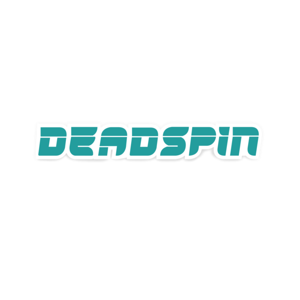 Deadspin Die-Cut Sticker