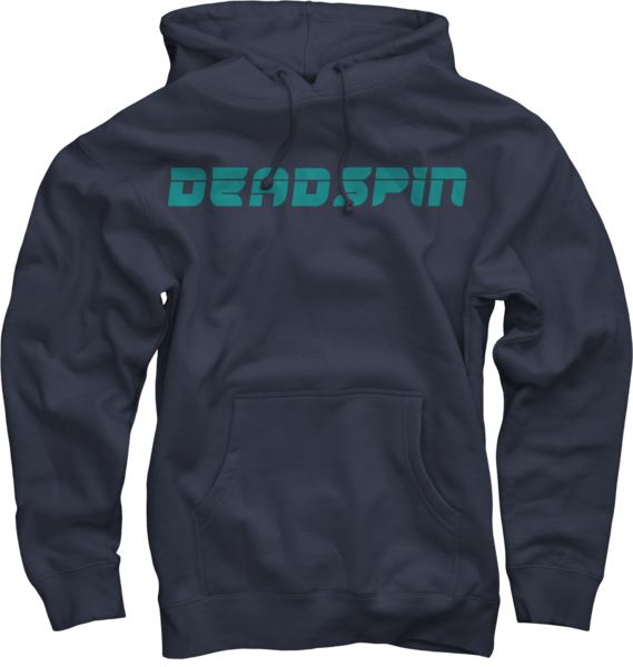 Deadspin on Navy Pullover Hoodie
