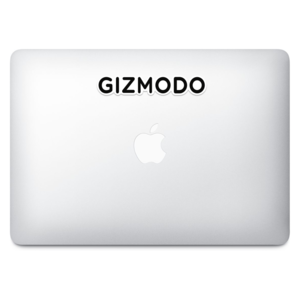 Gizmodo Die-Cut Sticker 3 Pack
