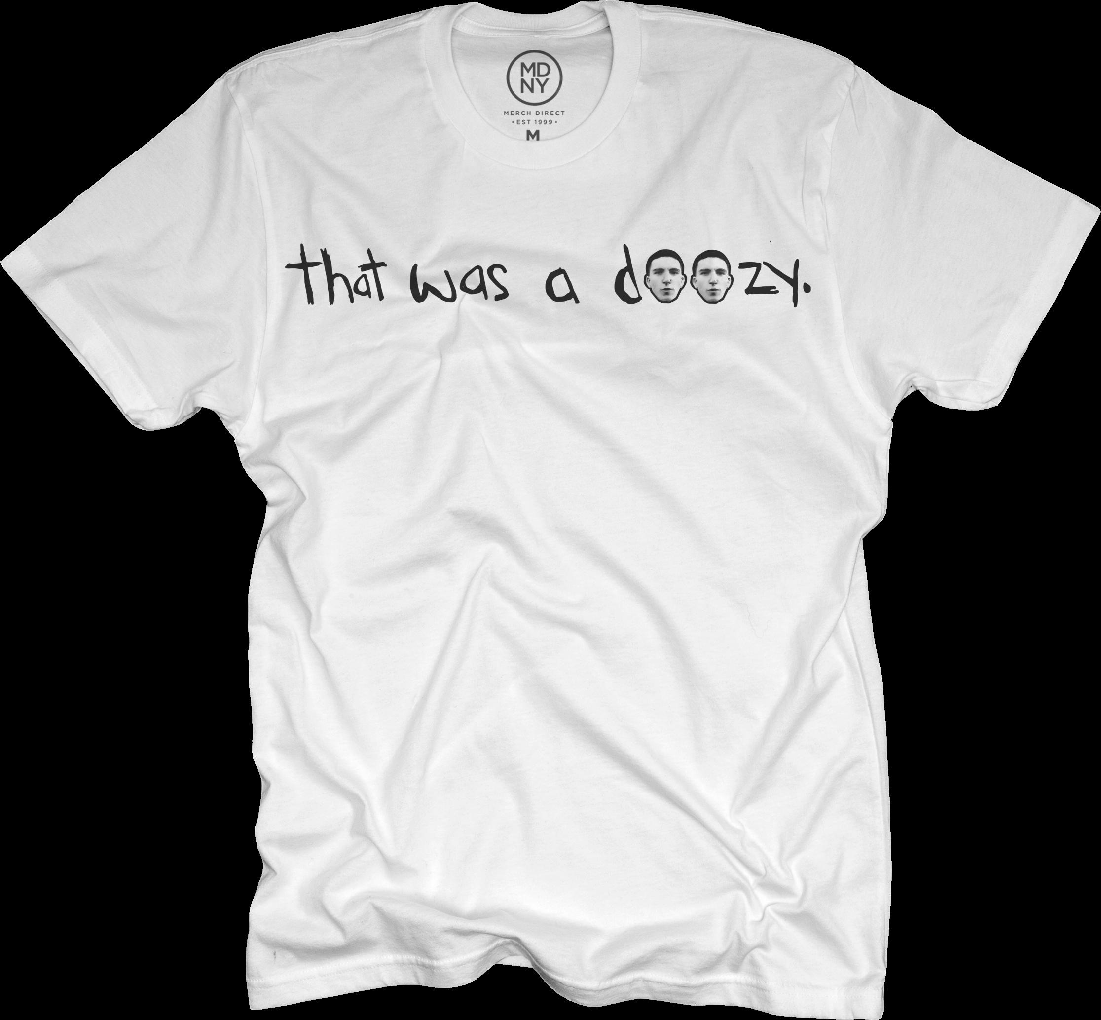 Doozy White T-Shirt