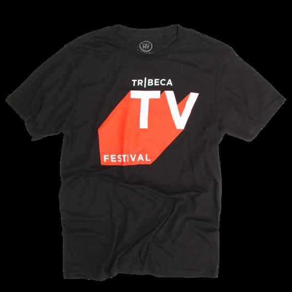 2017 TTVF Color Logo on Black T-Shirt