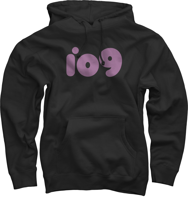 io9 on Black Pullover
