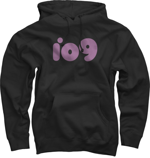 io9 on Black Pullover