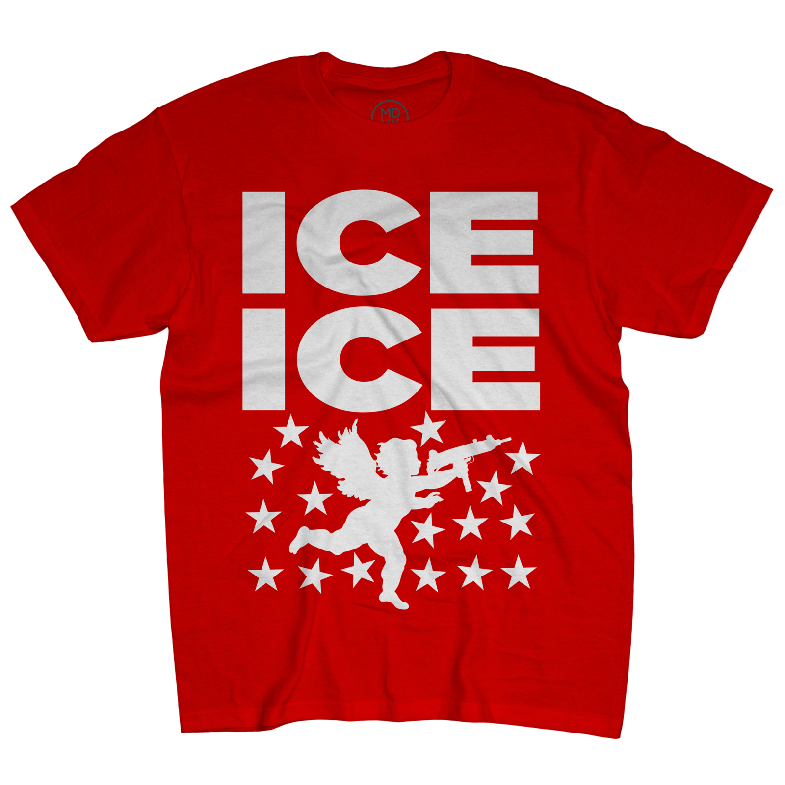 Ice Ice Cupid Red T-Shirt