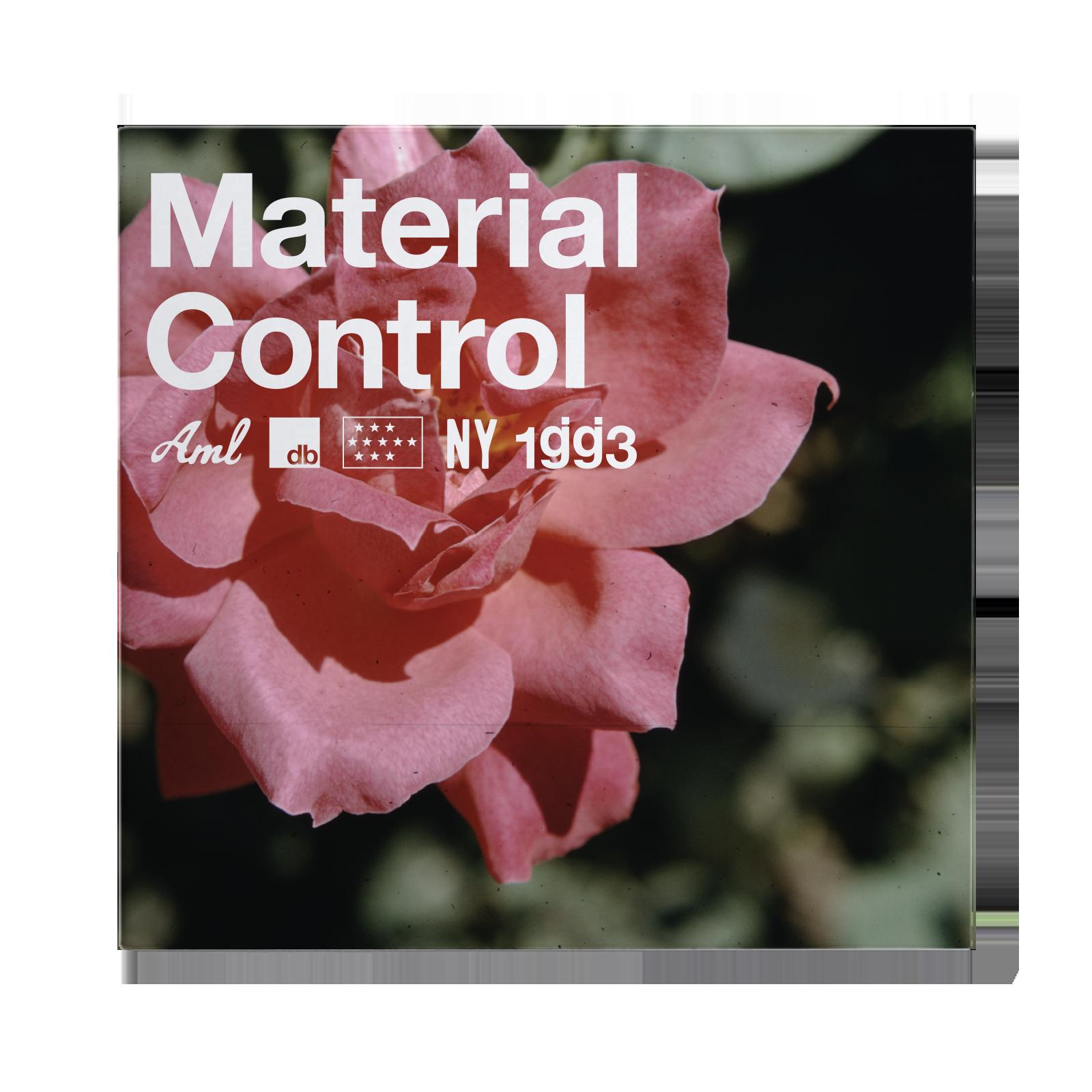 Material Control CD