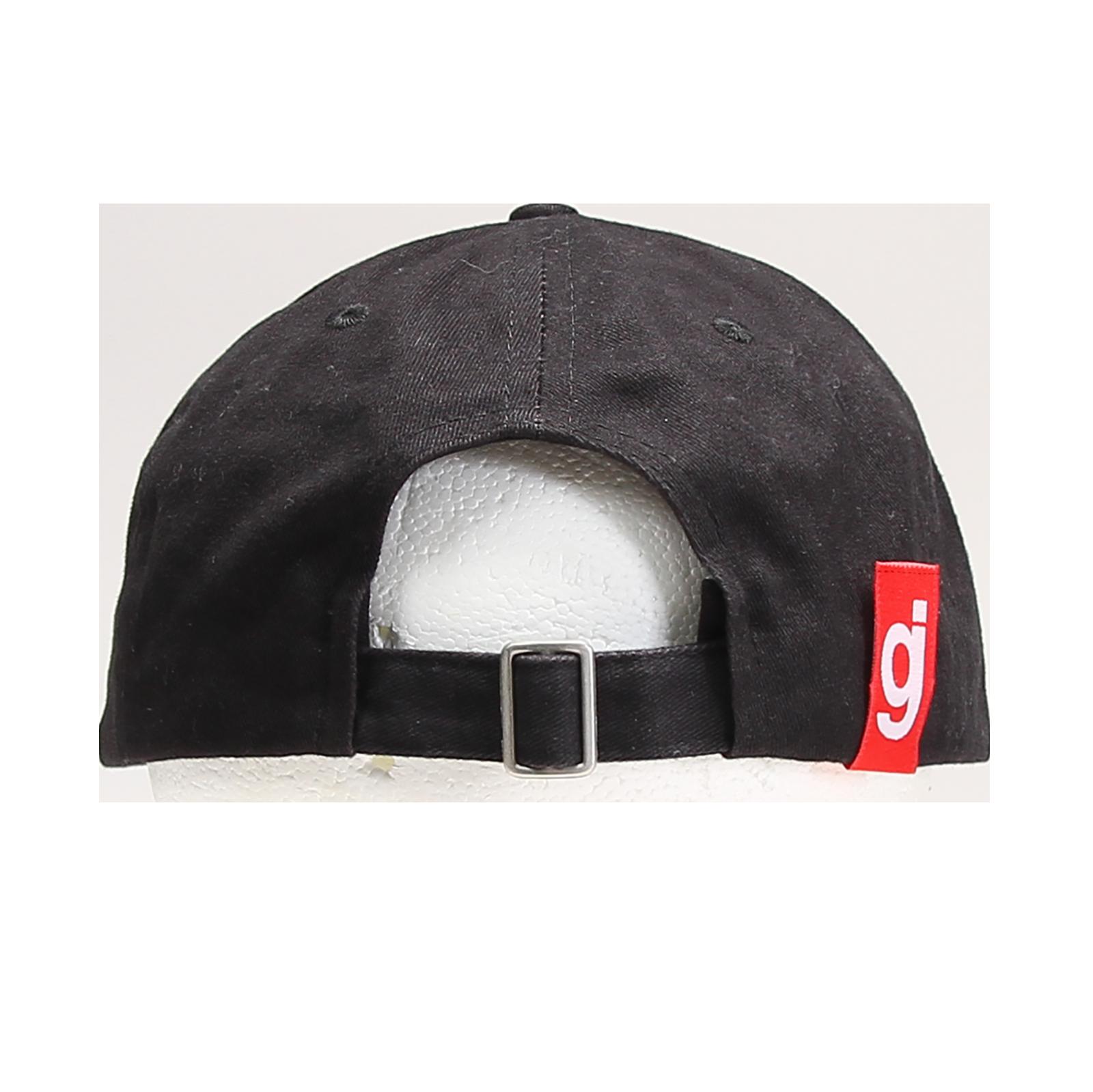 Stars Black Dad Hat