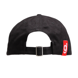 GJ Black Dad Hat