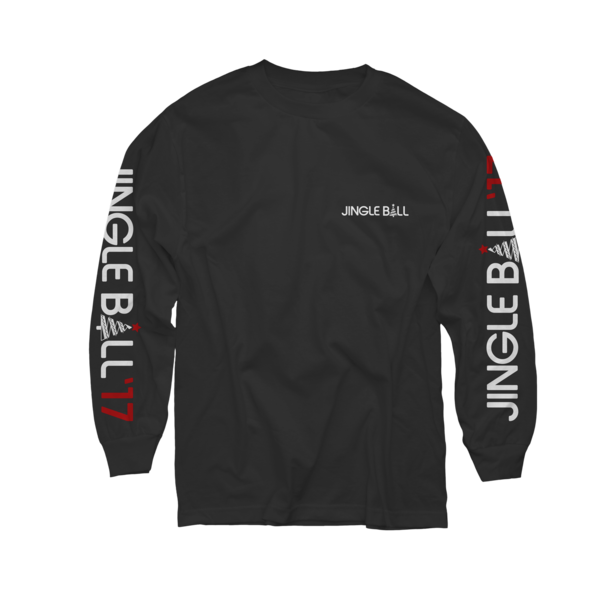 2017 Jingle Ball Tour Black Longsleeve