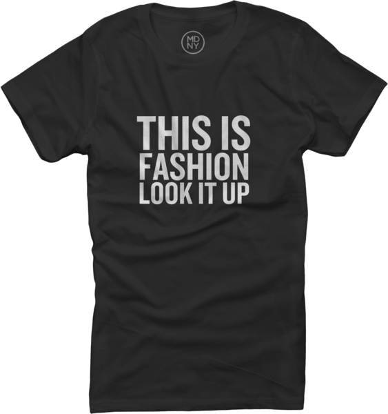 Christian Siriano - This is Fashion (black)