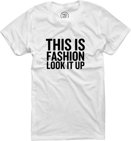 Christian Siriano - This is Fashion (white)