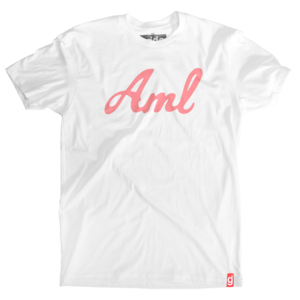 AML White T-Shirt