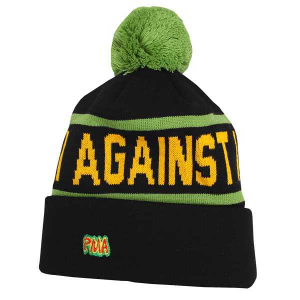 I Against I Pom Beanie