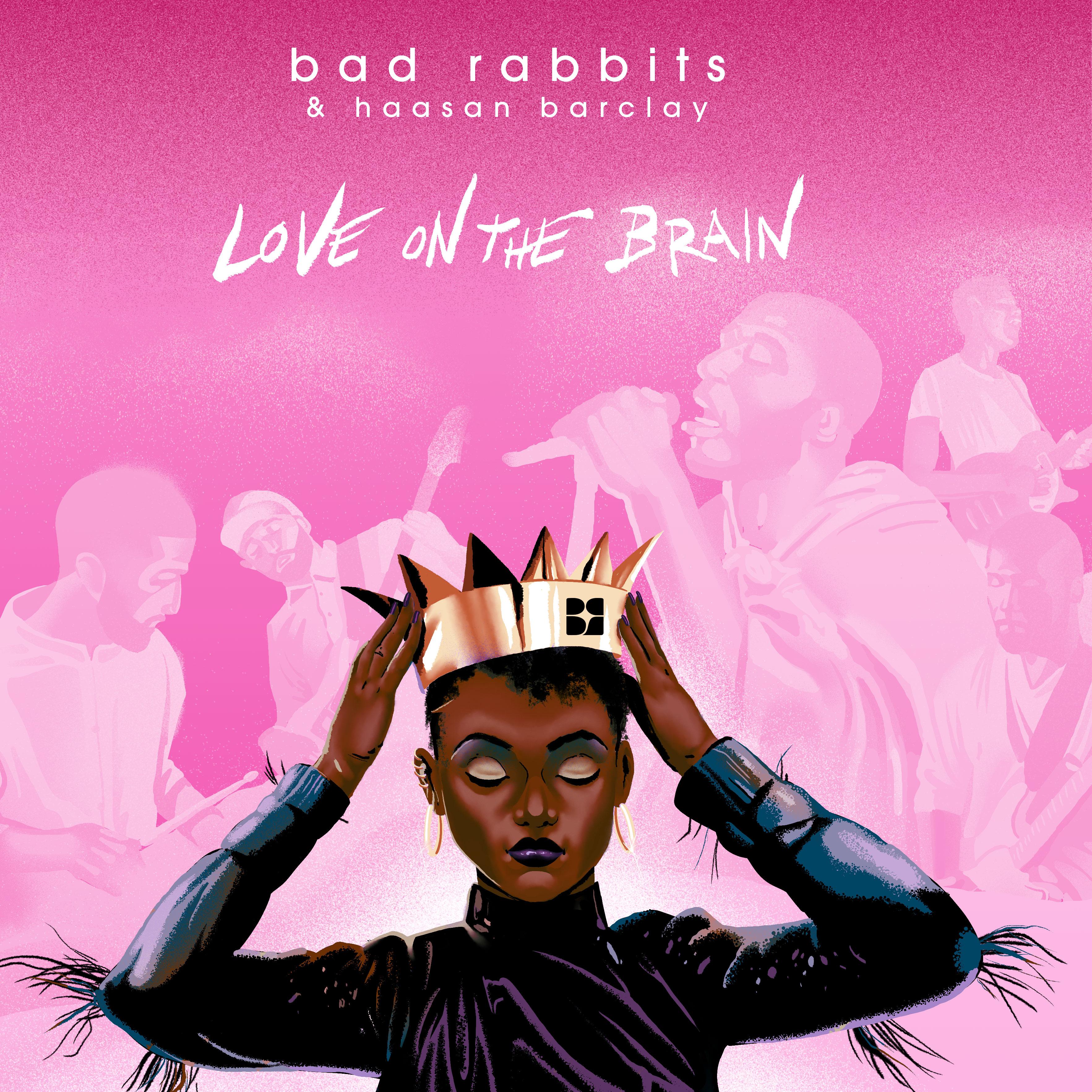 bad rabbits love on the brain rihanna cover bad rabbits