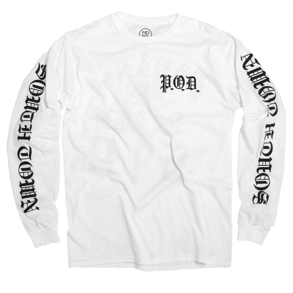 619 White Long Sleeve
