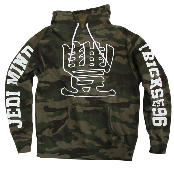 Broad Street Camo Pullover