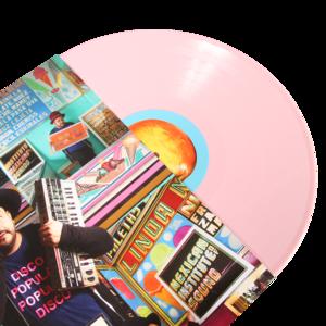 Disco Popular Vinyl LP
