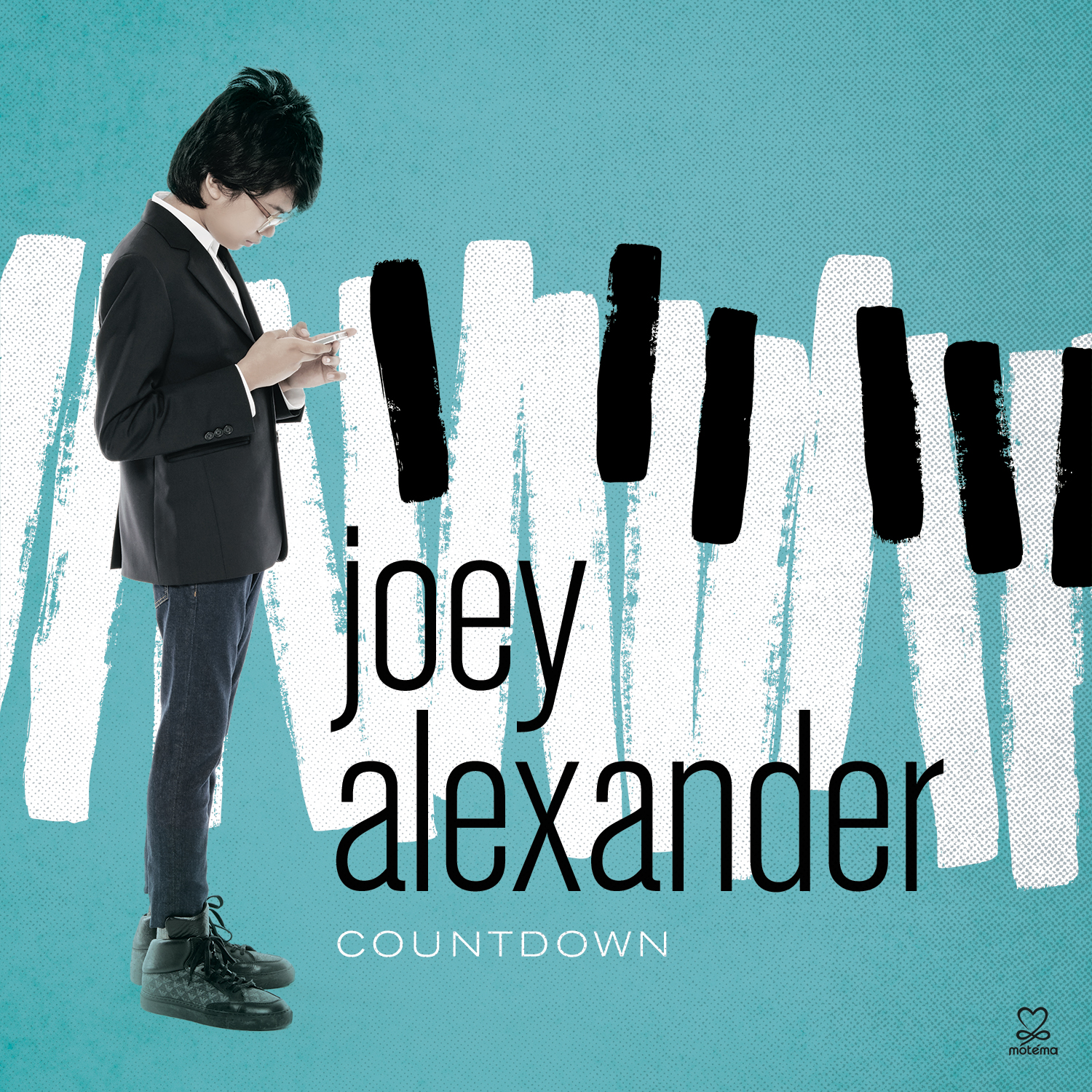 JOEY ALEXANDER - COUNTDOWN - CD
