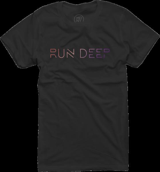 RUN DEEP Women's T-shirt