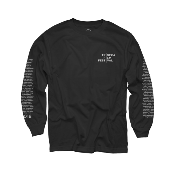 2018 Films Long Sleeve