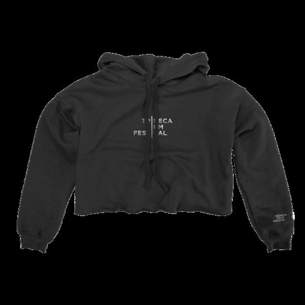 2018 Crop Pullover Sweatshirt
