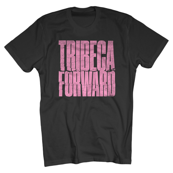 2018 Tribeca Forward Pink On Black