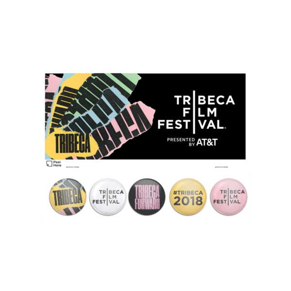 2018 Tribeca Forward Pin Pack