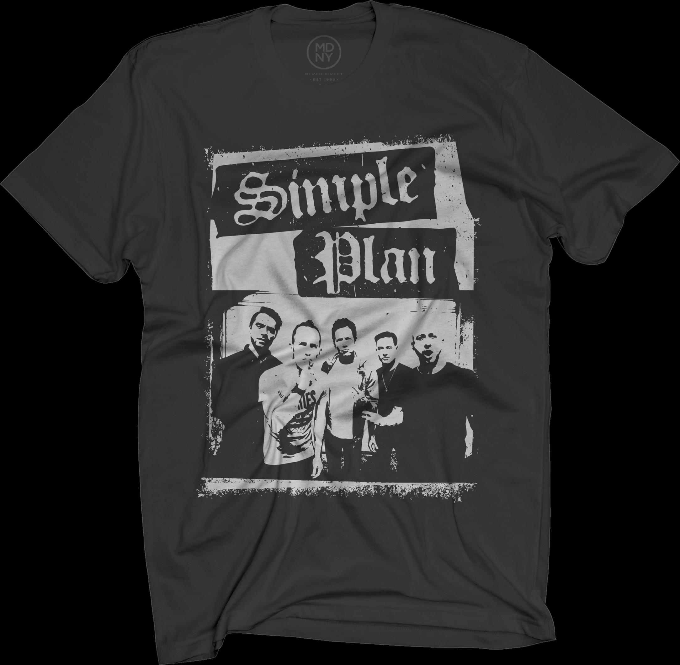 Band Photo T-Shirt