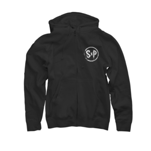 SxP Circle Logo Zip-Up