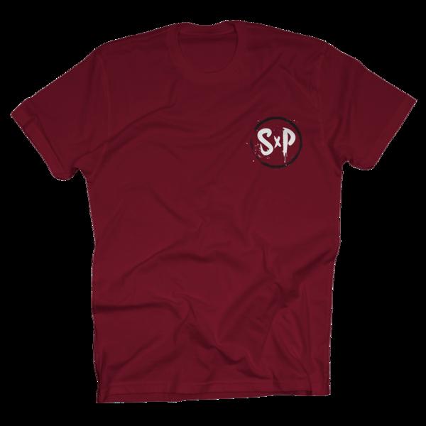 SxP Circle Logo T-Shirt