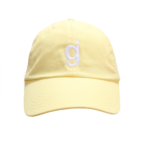 GJ Yellow Dad Hat