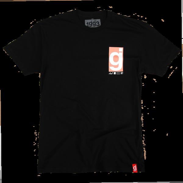 Shira Lyrics Black T-Shirt