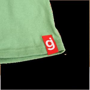 Shira Lyrics Green T-Shirt