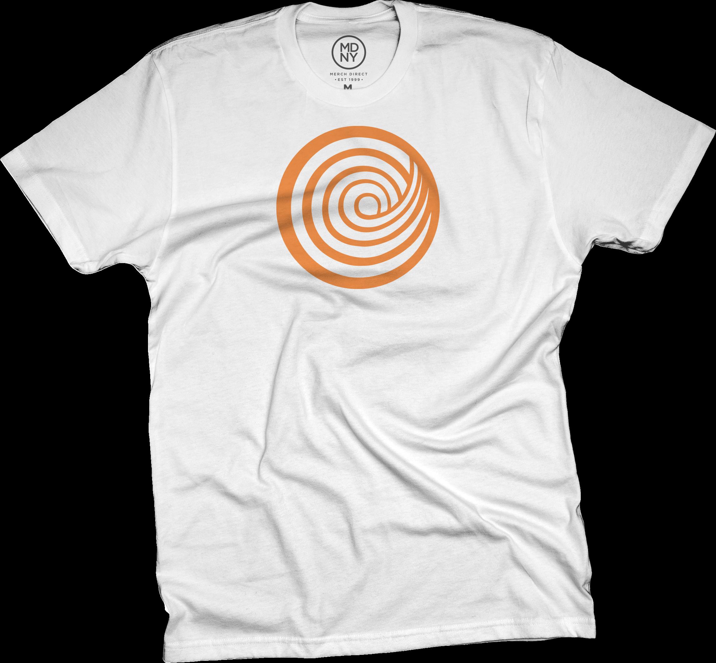 ClickHole Logo on White T-Shirt