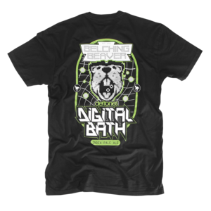 Belching Beaver Digital Bath T-Shirt