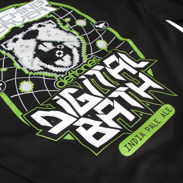 Belching Beaver Digital Bath Long Sleeve