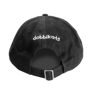 Dobbikats - Dexter Black Dad Hat