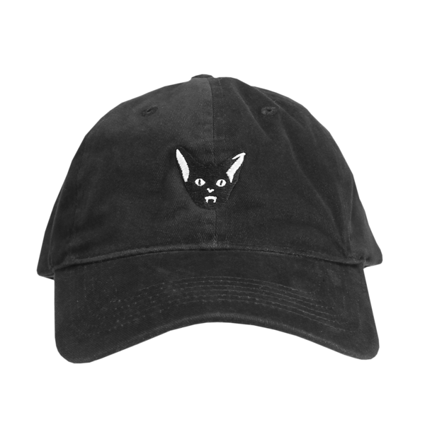 Dobbikats - Dexter Black Dad Hat