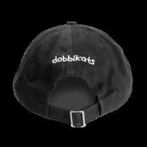 Dobbikats - Teddy Black Dad Hat