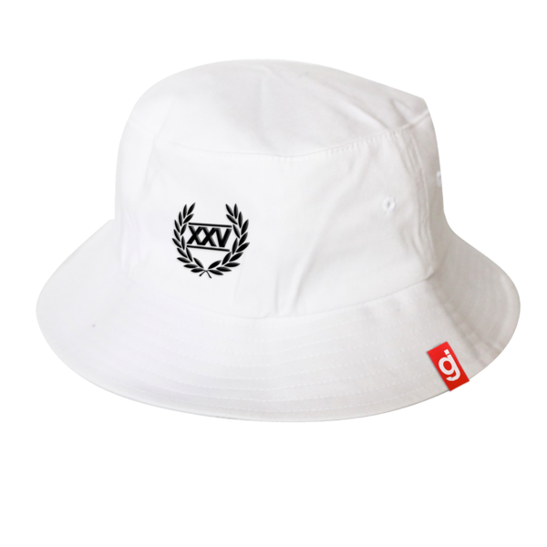 Golgotha White Bucket Hat