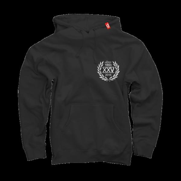 Golgotha Black Pullover