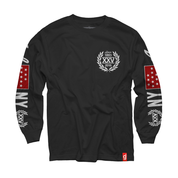 Golgotha Black Long Sleeve